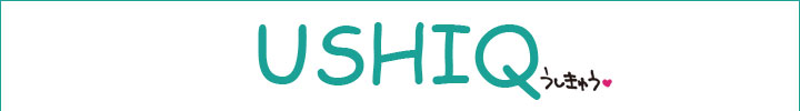 USHIQ ☆ラブラドライト(LOVEradorite)はUSHIQのブランドです☆